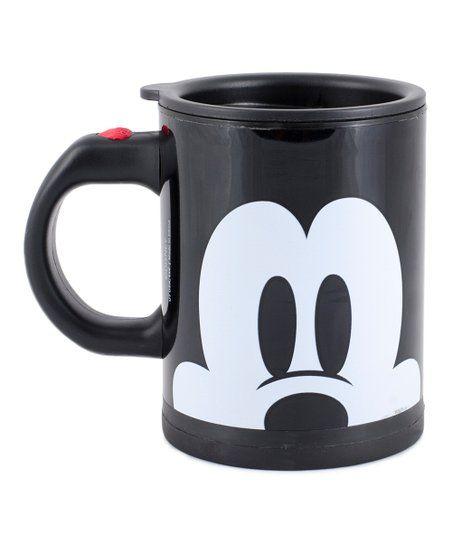 Seven20 Mickey Mouse Self Stirring Mug Zulily Mugs Mickey Mouse Mickey