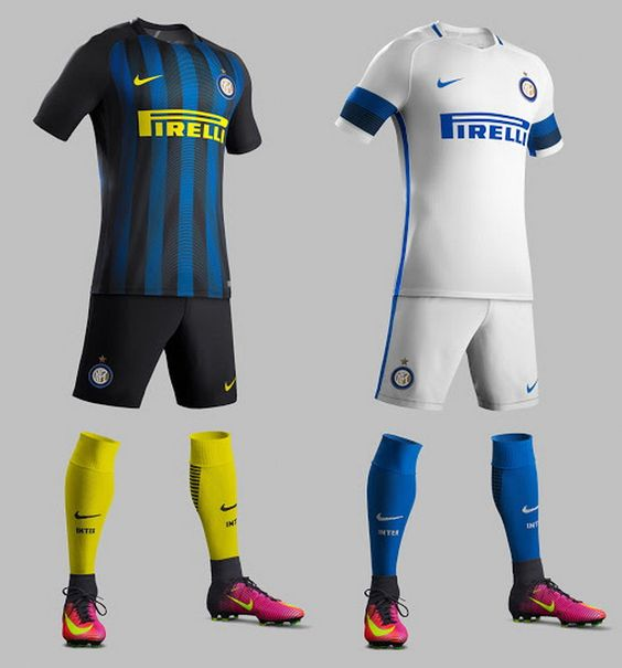 Ceci est le nouveau Maillot de foot Inter Milan pas cher pour la saison 2016/2017;: