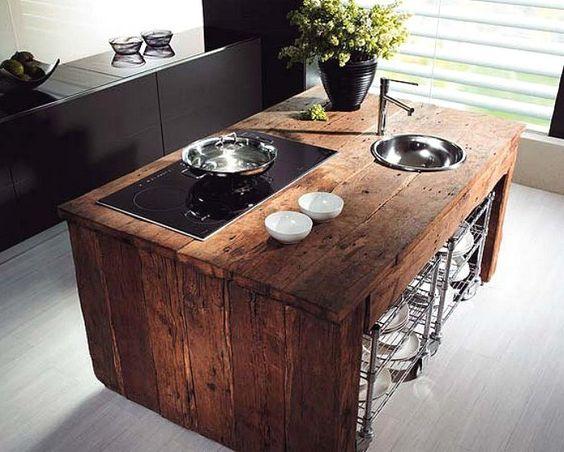 diy and more simple boxcar google wood countertops reclaimed wood