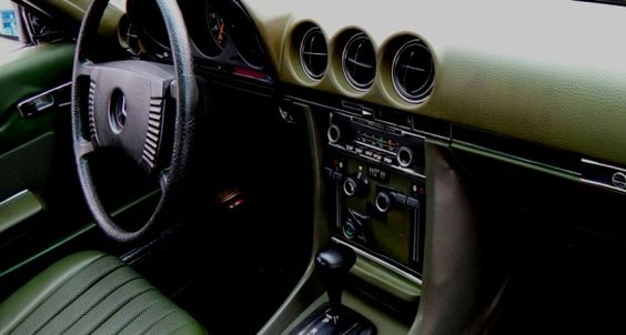 1972 Mercedes-Benz SL - Mercedes 450 SL – Roadster | Classic Driver Market