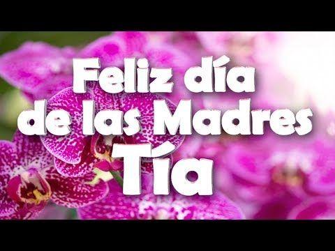 Tia Feliz Dia De La Madre 2018 Mensajes De Feliz Dia La Madre Para Mi Tia Feliz Dia Tia Mensaje De Feliz Dia Feliz Dia Madres Frases Feliz Dia De La Madre