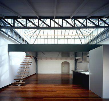 Rehabilitación de edificio CONDE ROMANONES - Madrid, Spain - 2006 by beroit Bernardini Arquitectos