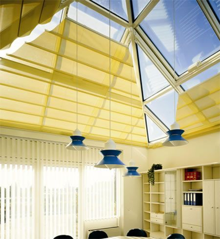 Triangle Blinds Curtains I Like The Style And It Will
