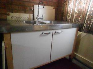 Ikea Varde Sink Unit And Double Base Unit Used Sinks