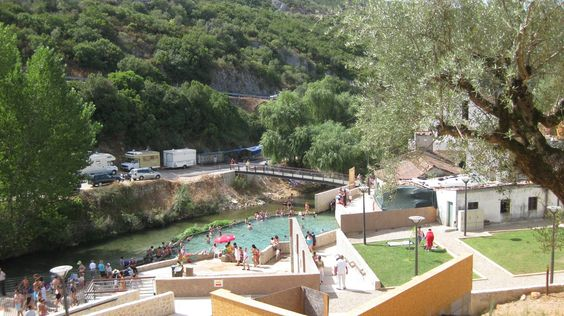Praia Fluvial do Agroal - Ourém