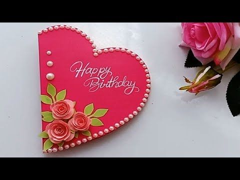 How To Make Special Birthday Card For Best Friend Diy Gift Idea Youtube Special Birthday Cards Beautiful Birthday Cards Cool Birthday Cards
