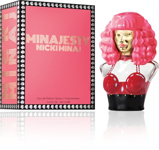 Nicki Minaj Fragrances - Minajesty Nicki Minaj