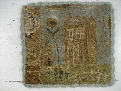 Rebecca of Goodwool on Ebay  Bird in Hand design
