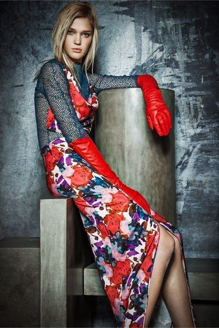 Mis Queridas Fashionistas: Rachel Roy Autumn/Winter 2014-2015