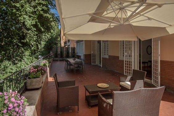 Piramide - Vacation Rentals in Rome, Lazio - TripAdvisor 5 bedroom, looks very nice but expensive.