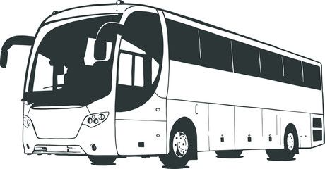 Bus Illustration Stock Photos Royalty Free Images Vectors Video