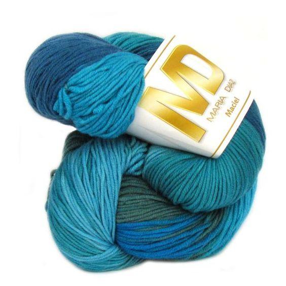 Maria Diaz Maciel | Plymouth Yarn:  Woolen,  Woollen