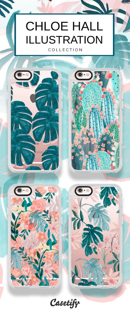 Click through to shop these iPhone 6 case designs by Chloe Hall >>> https://www.casetify.com/chloehall/collection #phonecase | @casetify