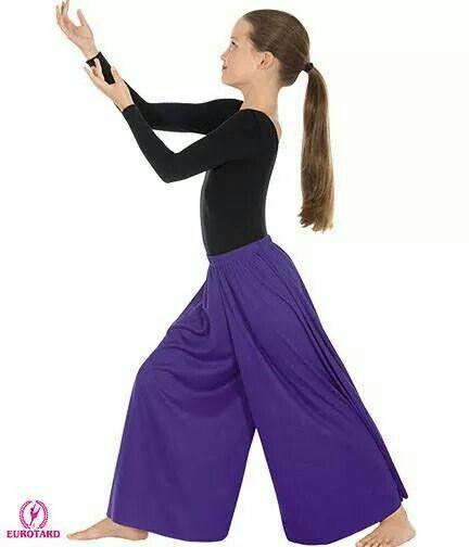 Danza negro y purpura