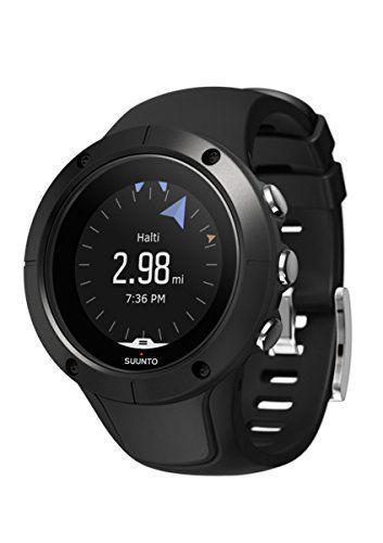 New Suunto Spartan Trainer Wrist Hr Black Gps Sport Watch Hrm Ss022668000 Gps Sports Watch Sport Watches Swiss Army Watches