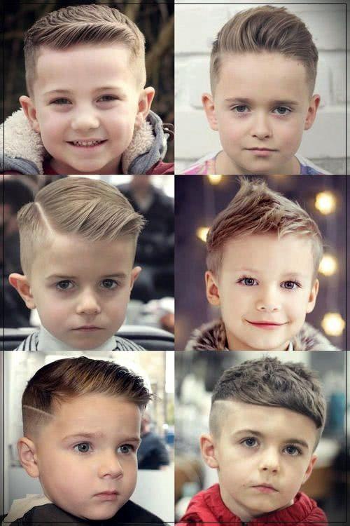 Pin On Kid Haircuts 2020