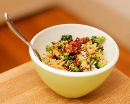 Super Simple Broccoli Pasta