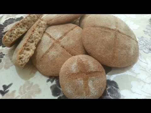 تجربتي للخبز بخميرة بلدية بدون غلوتين او جلوتين وبدون صمغ او دقيق مصنع اقتصادي روعة Youtube Bread Gluten Food