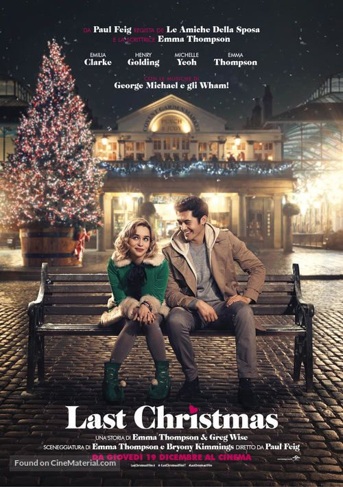 Last Christmas 2021 Last Christmas In 2021 Last Christmas Movie Full Movies Online Free Full Movies
