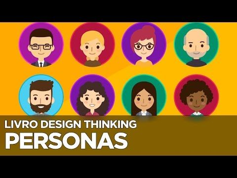 Livro Design Thinking - Personas - YouTube