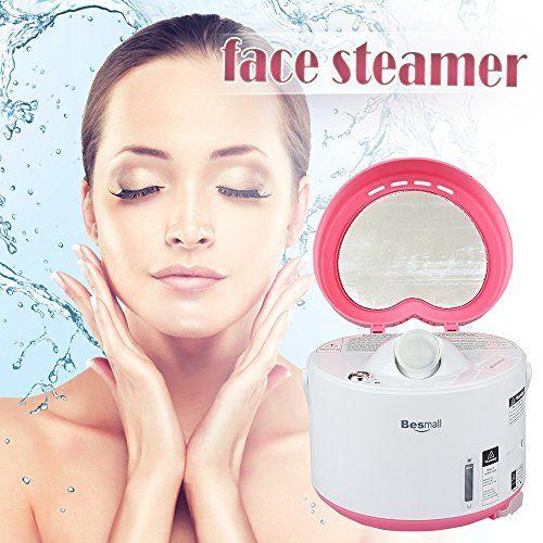 Besmall Multifunktional Gesichtssauna Face Steamer Nano-I…