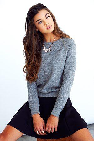 Model Portfolio Sexy Teen 4