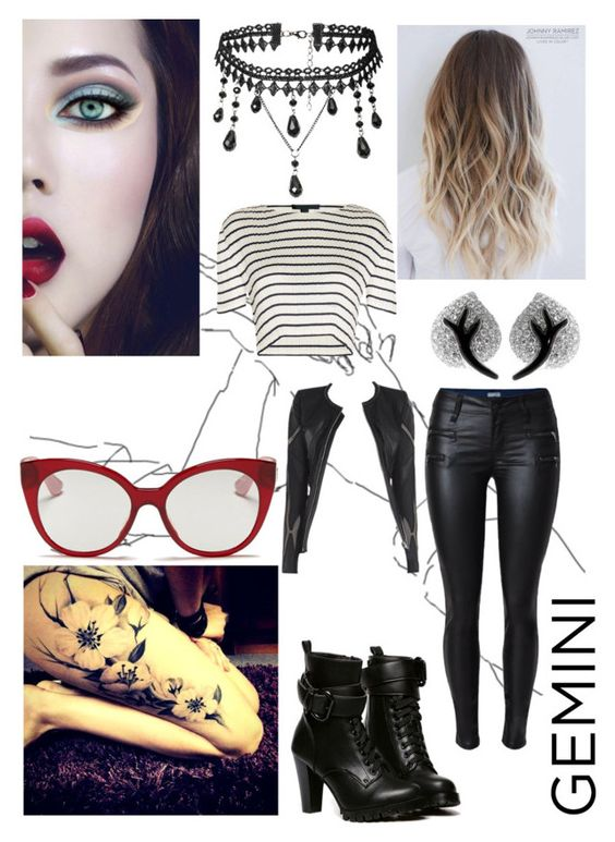 """""""My Girlfriend"""" by ivebeentakenbytherain ❤ liked on Polyvore featuring Chanel, Miu Miu, Alexander Wang, Allegra and WithChic"""