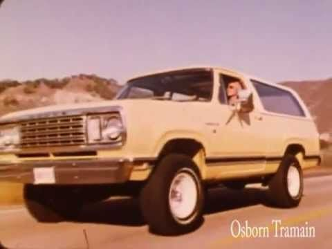 ▶ 1977 Dodge Ramcharger Promotional Film - Dodge Demo Screen - YouTube