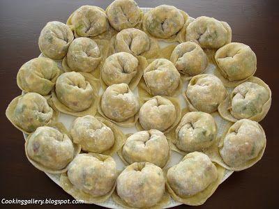 Cooking Gallery: Mandu - Korean Dumplings