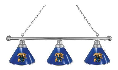 Army 3 Shade Billiard Lamp Trademark Gameroom U.S