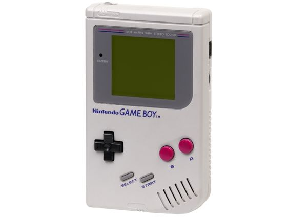 The 20 best-selling consoles in history - Game Boy