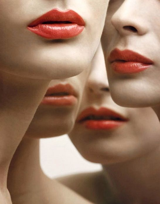 Lips, 1960 (Melvin Sokolsky) // prelude...