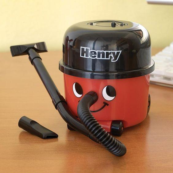 Henry Desktop Vac  $15.99