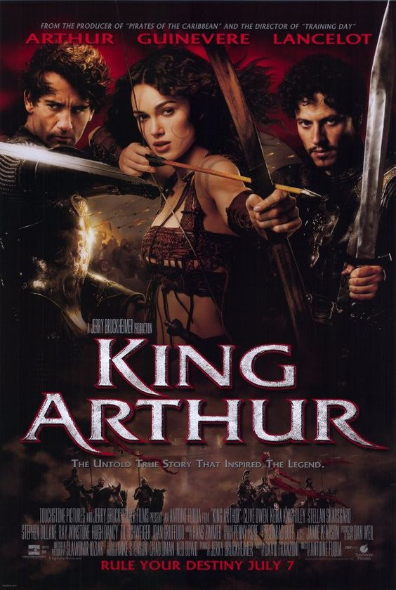 King Arthur 11x17 Movie Poster (2004)