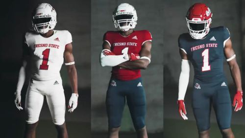 New Uniforms For Fresno State Football In 2020 Fresno State Football Texas Football Baylor Athletics
