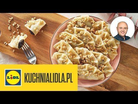 Pierogi Z Suszonymi Sliwkami Pawel Malecki Kuchnia Lidla Youtube Food Pierogies Breakfast