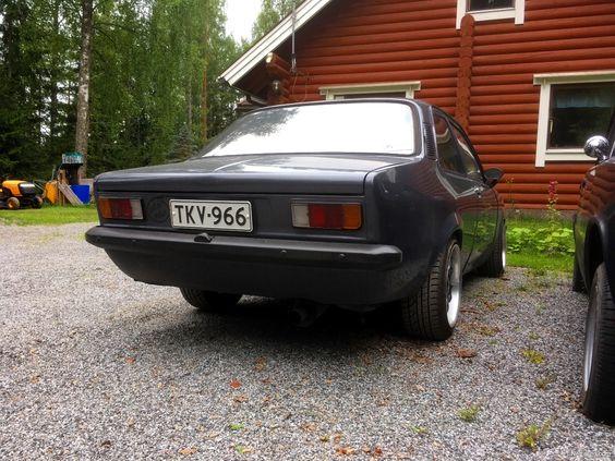 Opel Kadett (C)