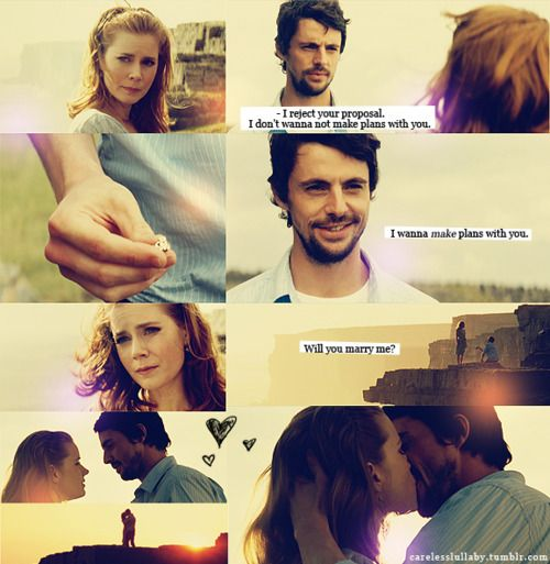 Leap Year I LOVE this movie!!! And now I decided I will only marry a guy with an Irish accent.  <3