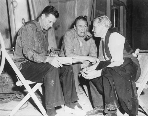 John Wayne Victor McLaglen Barry Fitzgerald - The Quiet Man: