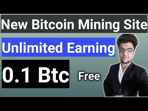 New Free Bitcoin Cloud Mining Site Without Investment Earn 0 1 Bitcoin Free Zero Investment Bitcoin Crypto Trading News Cloud Mining Bitcoin Investing