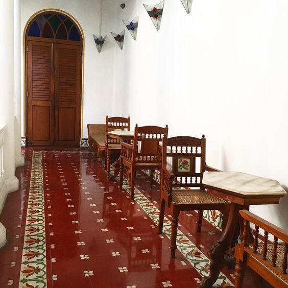Athangudi Tiles In Pondicherry Indian Home Decor House Interior Decor Indian Home Design