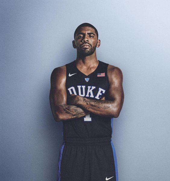 Nike Put NBA Stars Back In Their College Uniforms, And The Photos Will Have You…