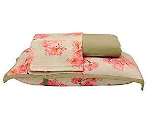 JOGO DE lençol CEREJEIRA para cama de casal