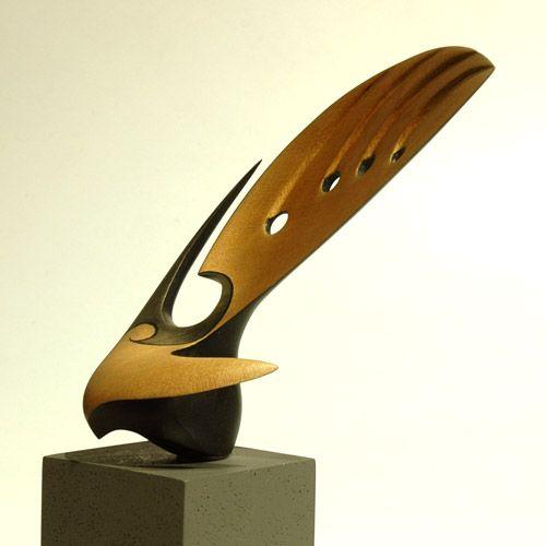 Pīwakawaka • New Zealand Fantail by Rex Homan, Māori artist (KR80402):