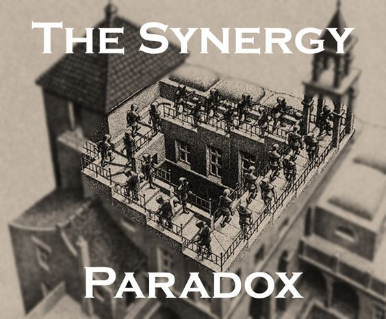 The Synergy Paradox