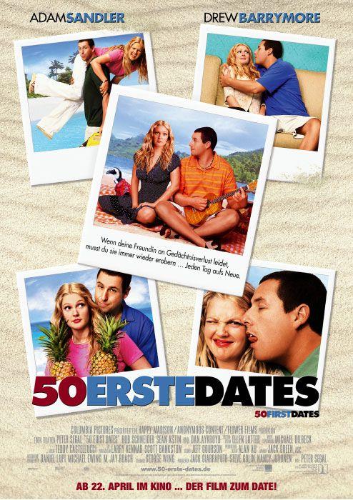 Poster zum Film: 50 erste Dates