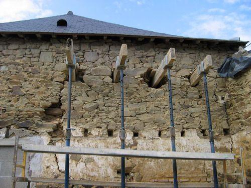 ouverture dans un mur en pierre Forum Gros oeuvre maison - prix des gros oeuvres maison