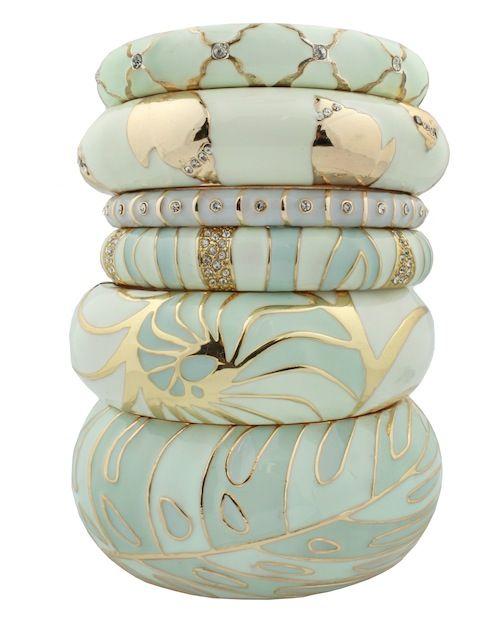 Beautiful bracelet stack   thejcrgirls.com