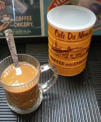 Kate's Guide to Your Inner Foodie: Product Review: Cafe Du Monde Chicory Coffee