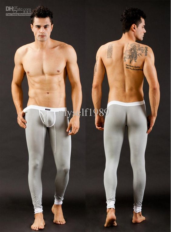 Wholesale Underwear Pants - Buy New Modal Mens Long Johns Thermal ...